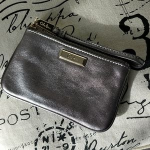 Cole Haan Leather Wristlet/Pouch